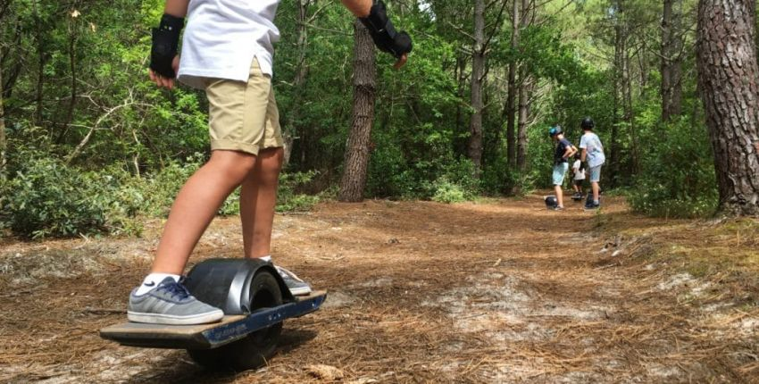 Andernos Onewheel Session // Andernos Les Bains
