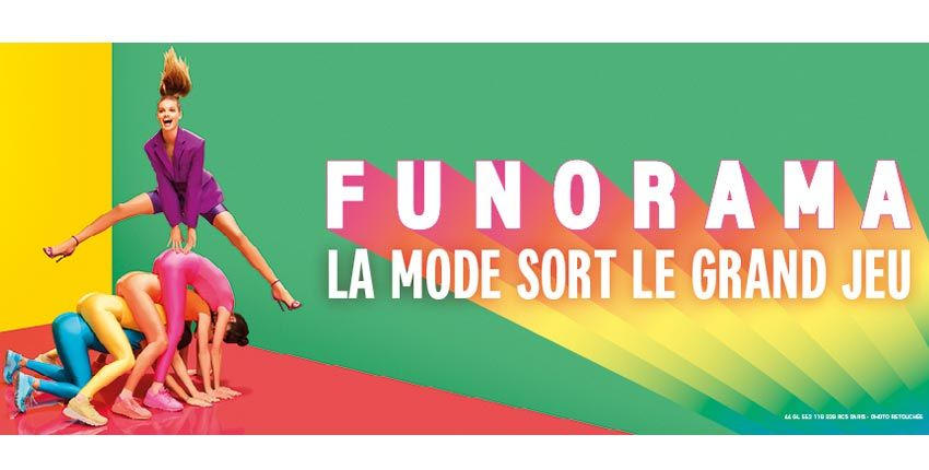 Funorama : on s'amuse aux Galeries Lafayette de Bordeaux !
