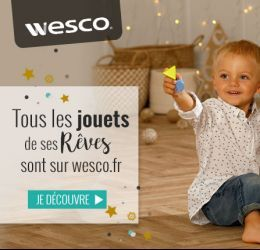 Wesco - liste de cadeaux grands parents
